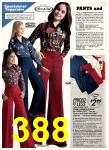 1975 Sears Fall Winter Catalog, Page 388