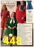 1977 Sears Fall Winter Catalog, Page 448