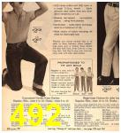 1964 Sears Spring Summer Catalog, Page 492
