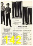 1965 Sears Fall Winter Catalog, Page 142