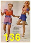 1972 Montgomery Ward Spring Summer Catalog, Page 136
