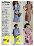 1988 Sears Spring Summer Catalog, Page 212