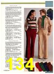 1974 Sears Fall Winter Catalog, Page 134