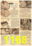 1962 Sears Fall Winter Catalog, Page 1168
