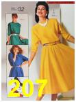 1988 Sears Spring Summer Catalog, Page 207