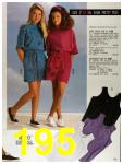 1992 Sears Summer Catalog, Page 195
