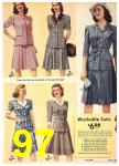 1942 Sears Spring Summer Catalog, Page 97