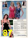 1983 Sears Spring Summer Catalog, Page 87