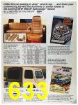 1986 Sears Spring Summer Catalog, Page 633