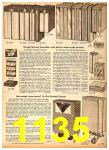 1958 Sears Fall Winter Catalog, Page 1135