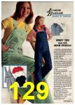 1975 Sears Spring Summer Catalog, Page 129