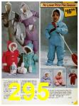 1985 Sears Fall Winter Catalog, Page 295