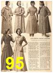 1956 Sears Fall Winter Catalog, Page 95