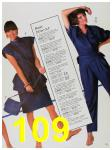 1988 Sears Spring Summer Catalog, Page 109