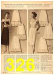 1958 Sears Spring Summer Catalog, Page 326