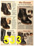 1940 Sears Fall Winter Catalog, Page 533
