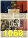 1968 Sears Fall Winter Catalog, Page 1069