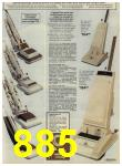 1980 Sears Fall Winter Catalog, Page 885