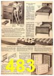 1960 Sears Fall Winter Catalog, Page 483