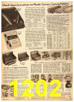 1958 Sears Fall Winter Catalog, Page 1202