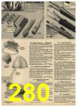 1979 Sears Spring Summer Catalog, Page 280