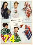 1947 Sears Christmas Book, Page 74