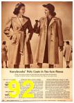 1942 Sears Spring Summer Catalog, Page 92