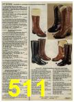 1980 Sears Fall Winter Catalog, Page 511