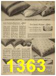 1962 Sears Spring Summer Catalog, Page 1363