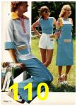 1977 Sears Spring Summer Catalog, Page 110