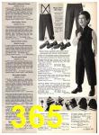 1969 Sears Fall Winter Catalog, Page 365