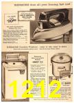 1960 Sears Fall Winter Catalog, Page 1212