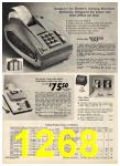 1972 Sears Fall Winter Catalog, Page 1268