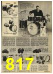 1968 Sears Fall Winter Catalog, Page 817