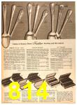 1958 Sears Fall Winter Catalog, Page 814