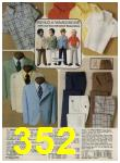 1979 Sears Spring Summer Catalog, Page 352