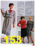 1986 Sears Fall Winter Catalog, Page 153