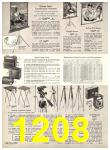 1969 Sears Spring Summer Catalog, Page 1208