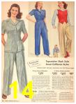 1942 Sears Spring Summer Catalog, Page 14