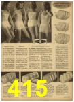 1962 Sears Spring Summer Catalog, Page 415