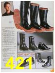 1986 Sears Fall Winter Catalog, Page 421