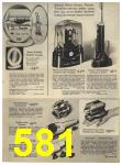 1965 Sears Fall Winter Catalog, Page 581