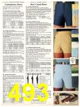 1981 Sears Spring Summer Catalog, Page 493