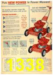1958 Sears Spring Summer Catalog, Page 1338