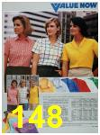 1985 Sears Spring Summer Catalog, Page 148