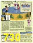 1981 Sears Spring Summer Catalog, Page 730