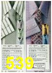 1972 Sears Spring Summer Catalog, Page 539