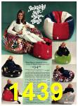 1971 Sears Fall Winter Catalog, Page 1439