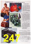 1972 Sears Spring Summer Catalog, Page 247