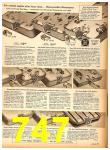 1958 Sears Fall Winter Catalog, Page 747